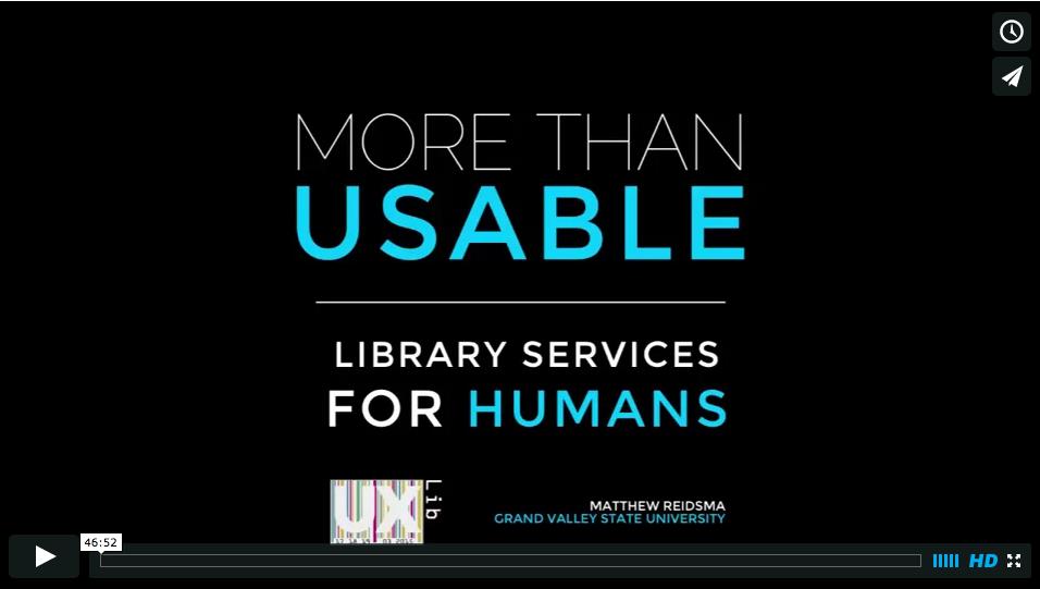 Watch the talk on Vimeo